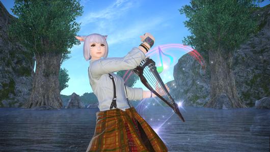 Final Fantasy XIV: Werdet in Update 4.15 zum Künstler & komponiert