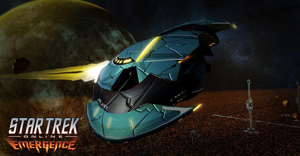 Star Trek Online: Gewinnt Shuk-din-Eskortschiffe & Offizierstrainingspakete