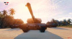 Warfare Tank