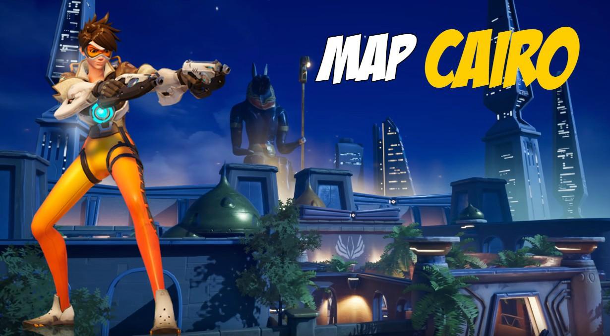 """Fan-Map """"Cairo"""" für Overwatch bekommt das Lob, das sie verdient!"""