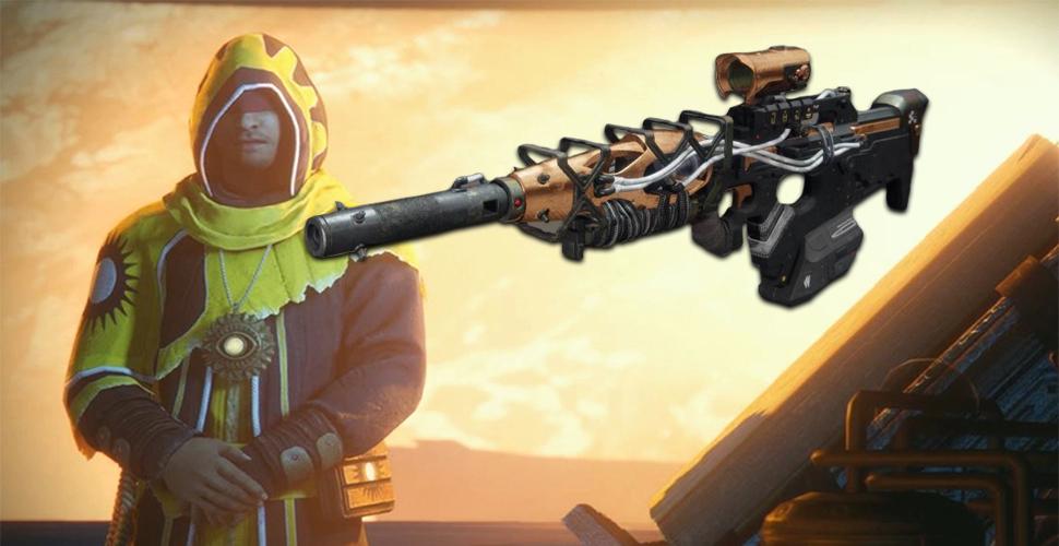 Destiny 2: Alle Schmiede-Waffen und Verse in der Übersicht
