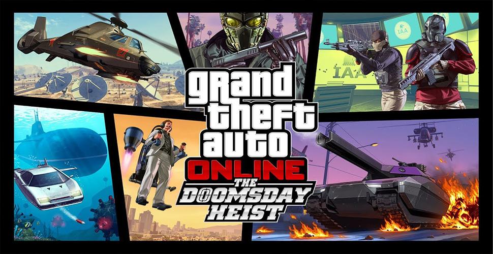 GTA 5 Online bekommt nach knapp 3 Jahren den ersten neuen Heist