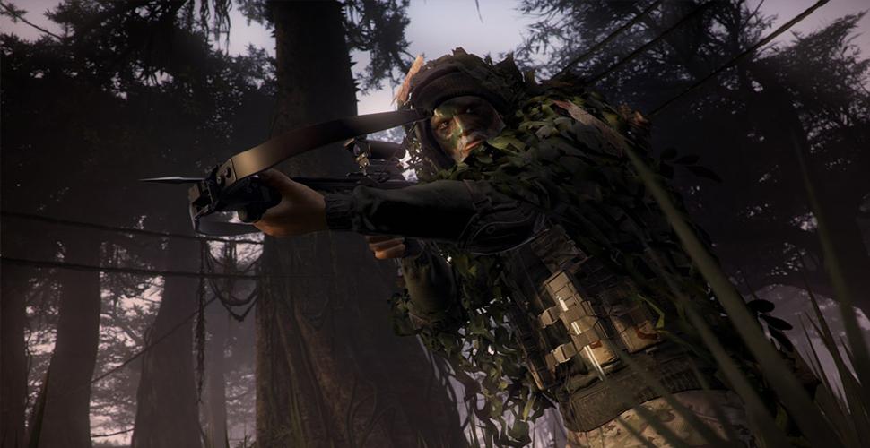 Ghost Recon Wildlands erhält diese Woche einen Armbrust-Killer & den Ranked-Modus