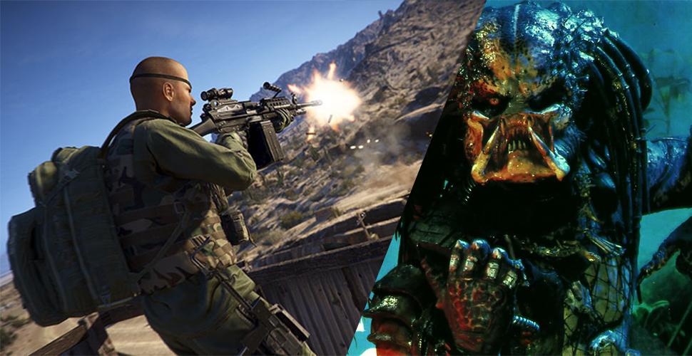 Film-Monster Predator ist wirklich auf dem Weg zu Ghost Recon Wildlands