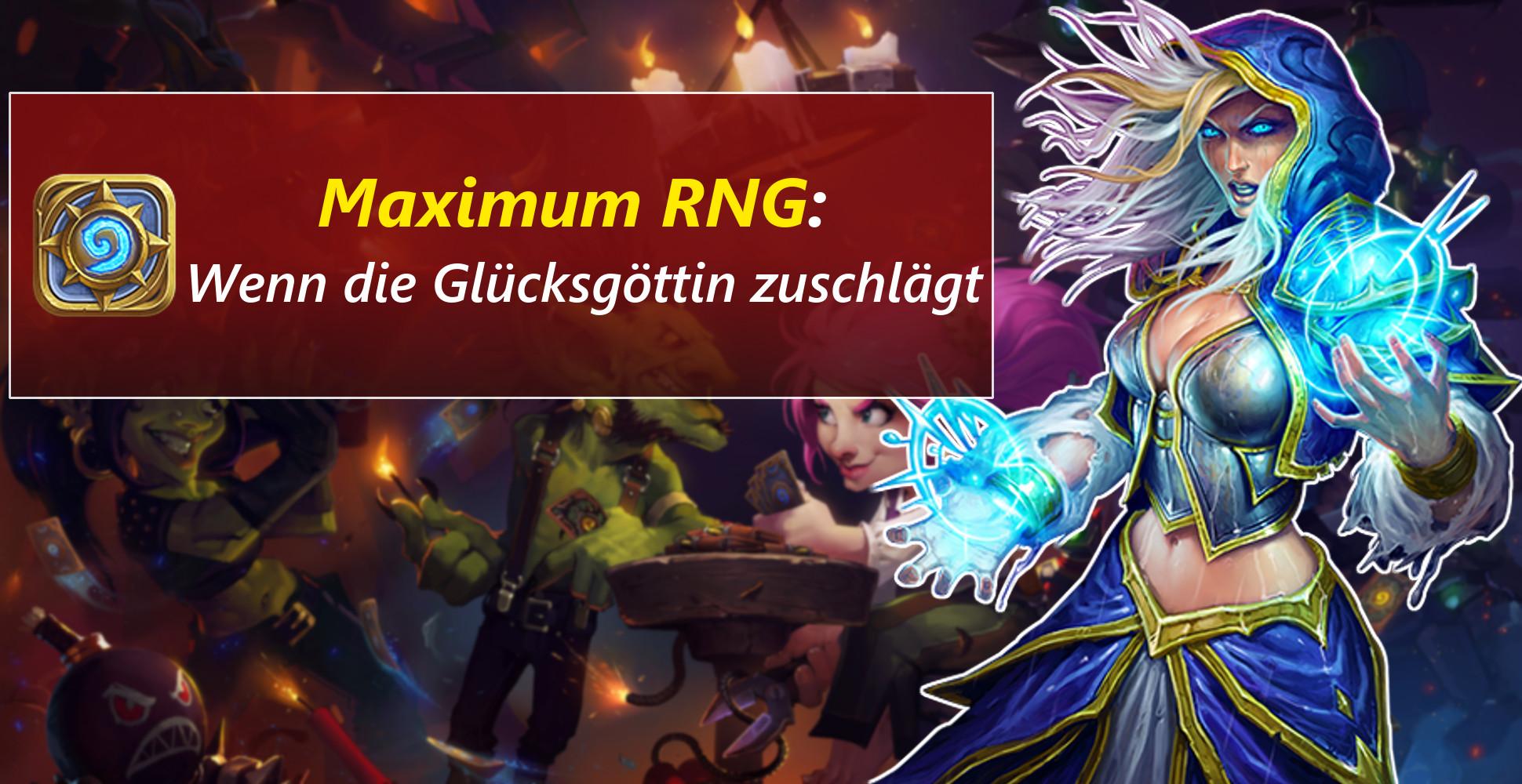 Das traurigste Gesicht von Hearthstone – RNG im RNG entscheidet Turnierspiel