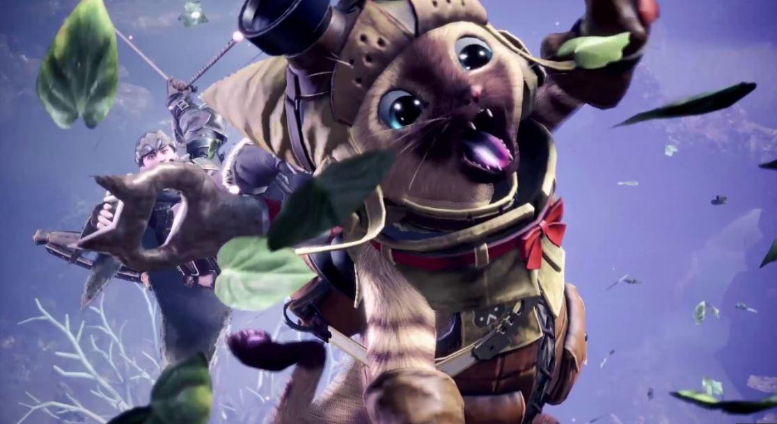 So spielt sich die Release-Version von Monster Hunter: World als Noob
