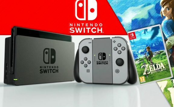 Nintendo Switch Zelda Angebot