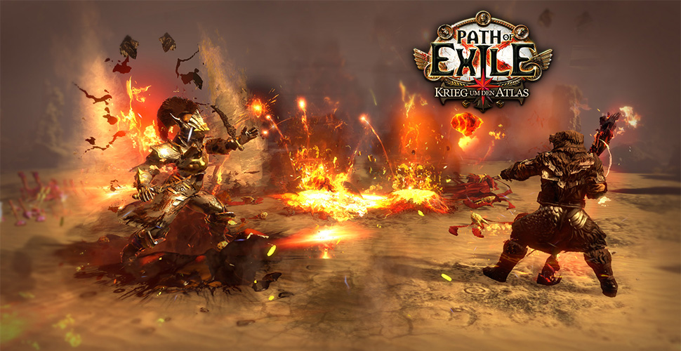 Path of Exile War for the Atlas DLC