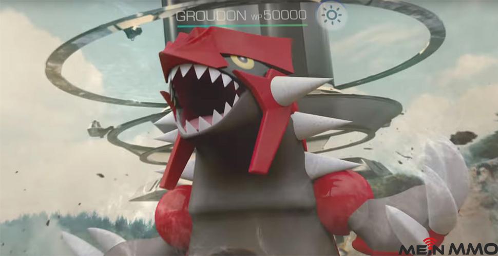 Pokémon GO: Neuer legendärer Raidboss der 3. Generation im Spiel
