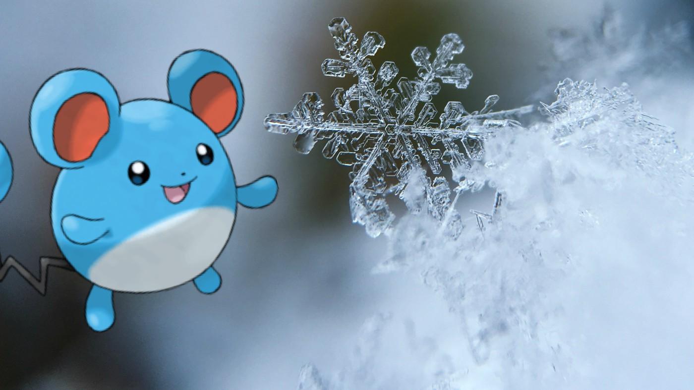 Ab jetzt spielt das Wetter in Pokémon GO richtig mit!