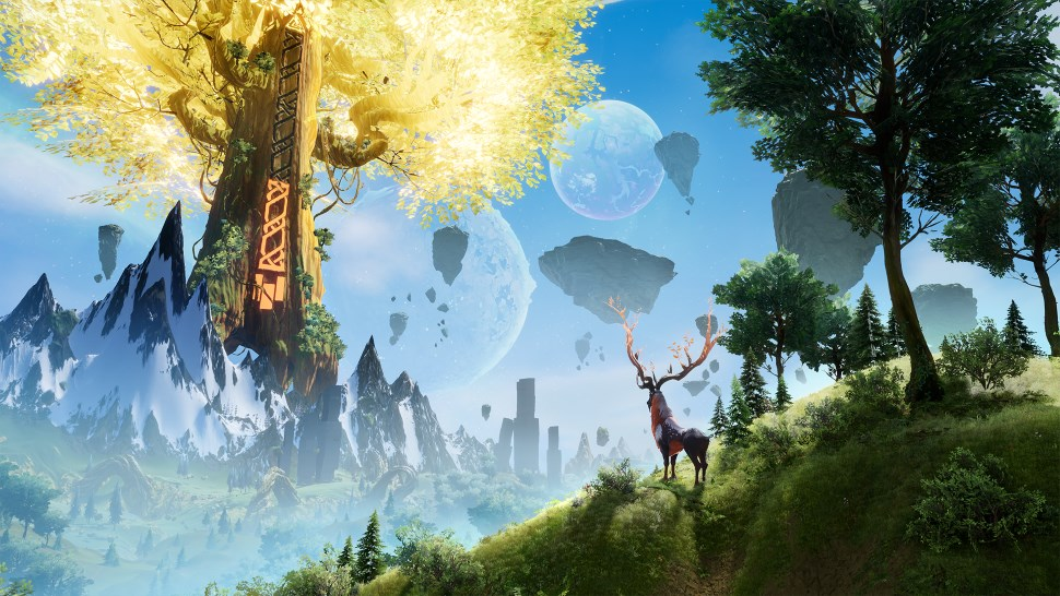 Neues Survival-MMORPG Rend bereitet Alpha-Phase vor