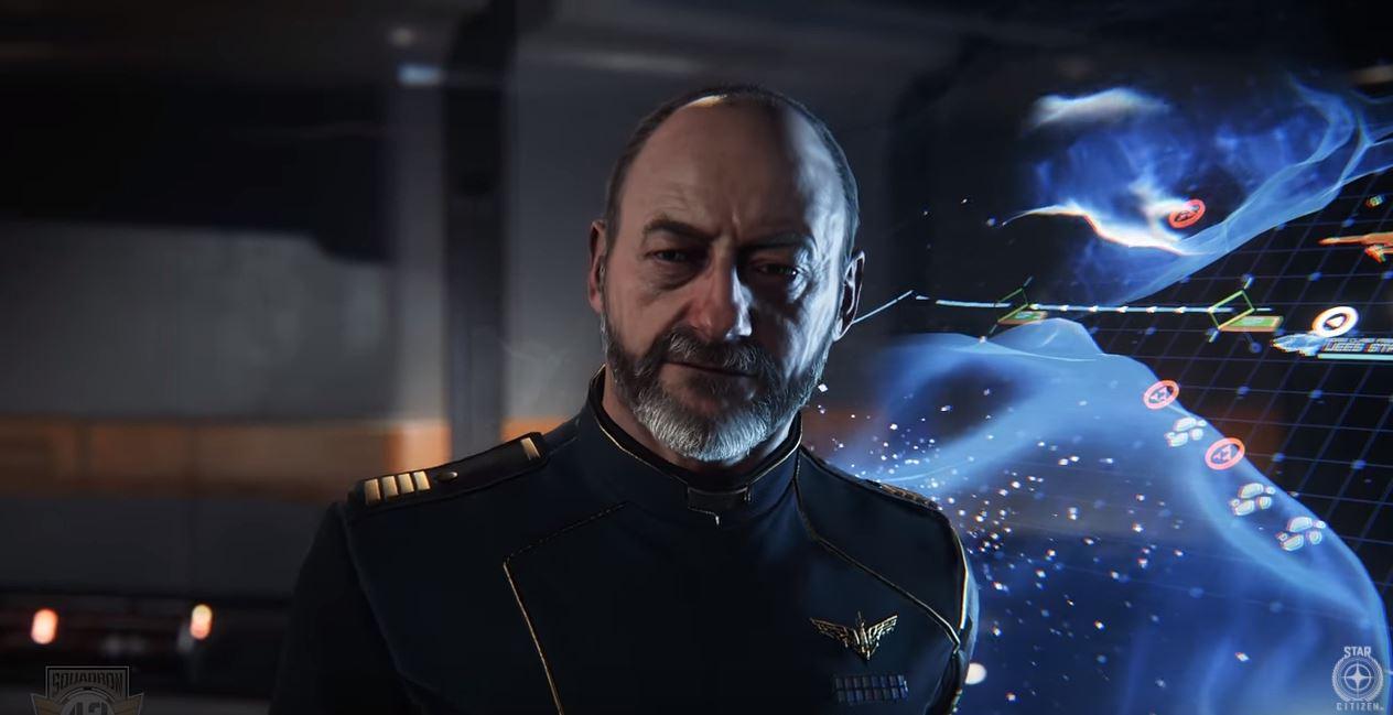 1 Stunde Gameplay aus Squadron 42, der Kampagne von Star Citizen