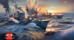 War-Thunder-Schiff-Artwork