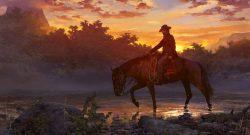 Wild West Online Horse
