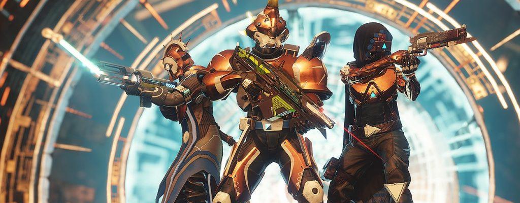 """Destiny 2 zeigt neue Exotics und Emotes! – Ist das der nächste """"Roter Tod""""?"""