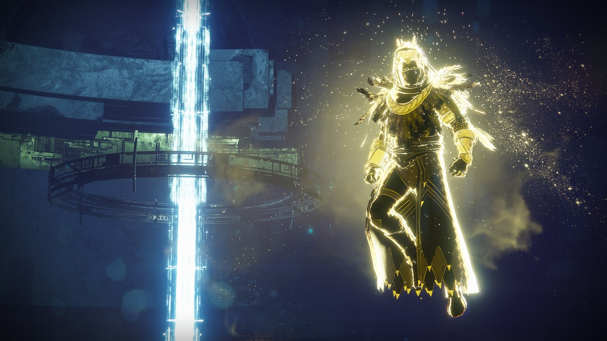 Destiny 2: Fluch des Osiris war offiziell erfolgreicher als Dunkelheit lauert