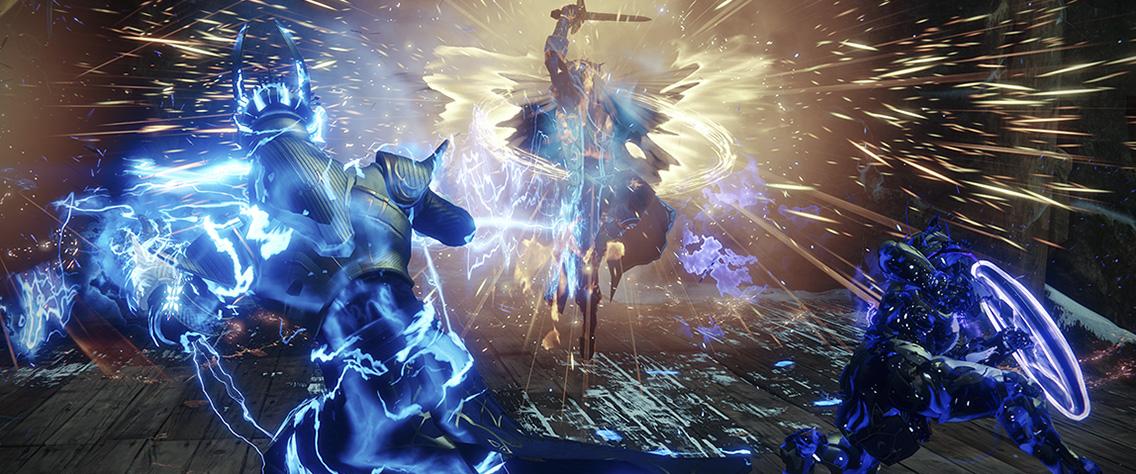Destiny 2 Rumble mit 8 Hütern funktioniert so nicht, wird überarbeitet