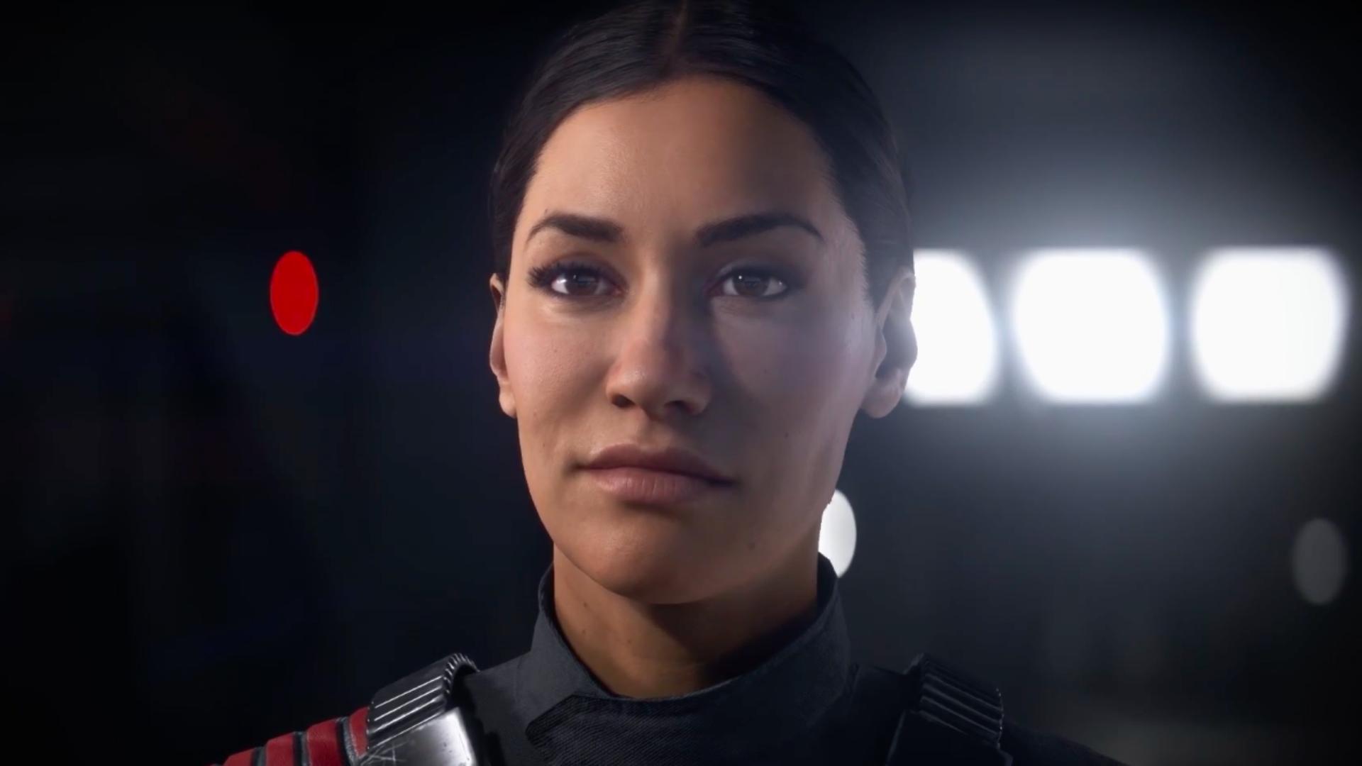 Iden Versio aus Battlefront 2 schwört, dass uns The Last Jedi umhauen wird