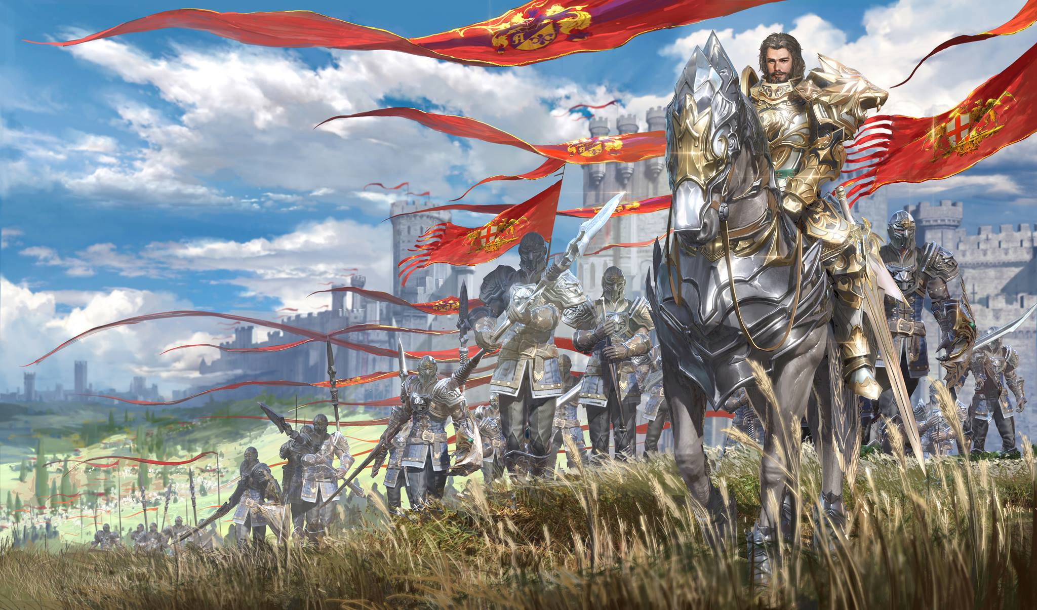 Mobile-MMORPG Lineage 2 Revolution bring neue Server, will Neulinge