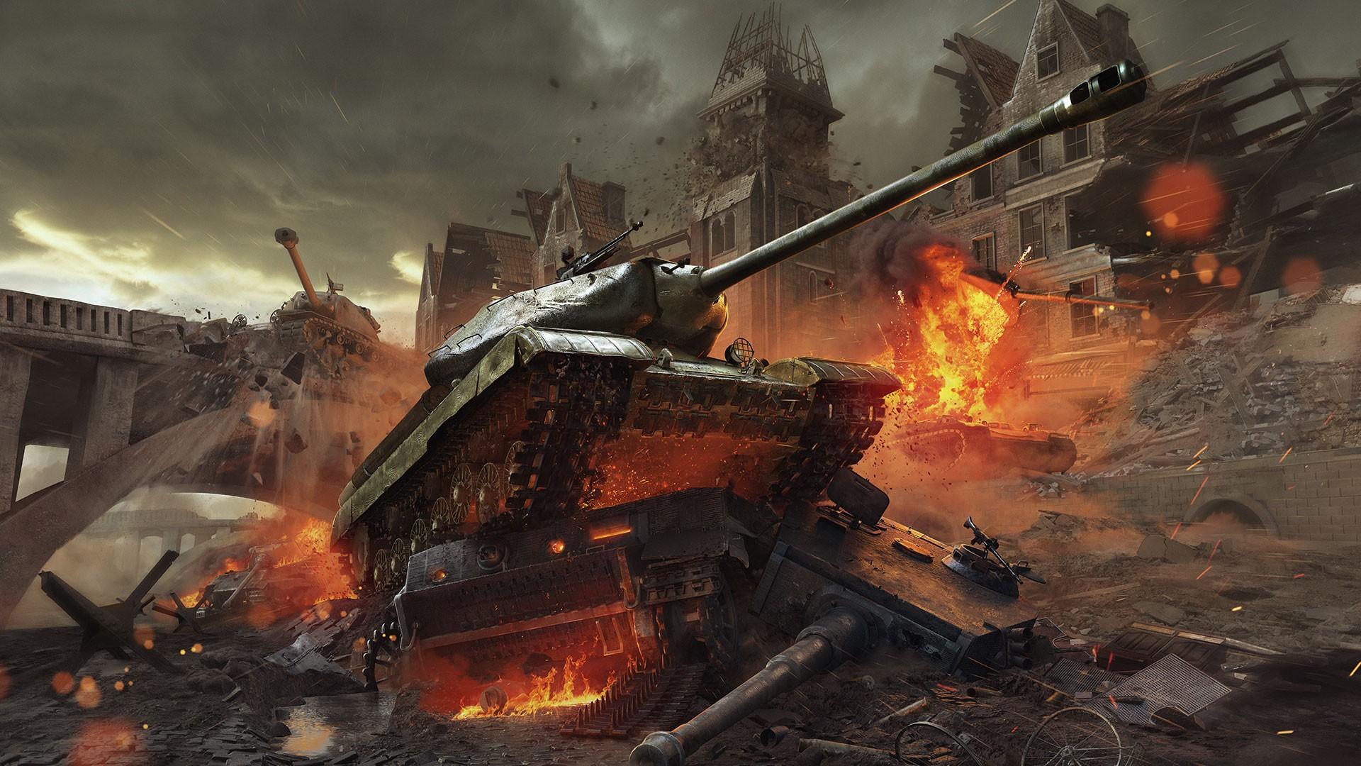 World of Tanks zeigt Gnade mit den bösen Jungs und hebt Banns auf – Aber nicht alle