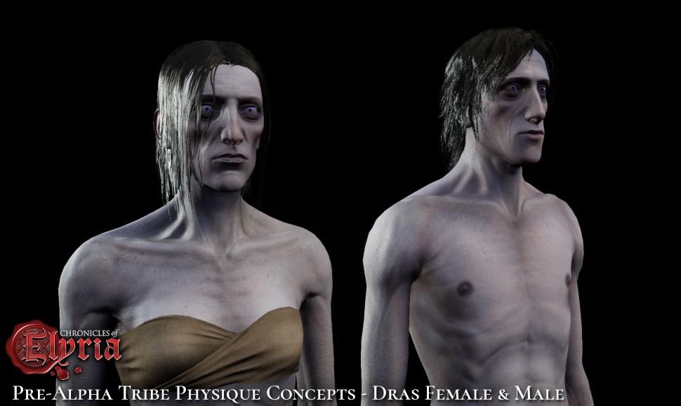 In Chronicles of Elyria könnt Ihr Mut zur Hässlichkeit beweisen