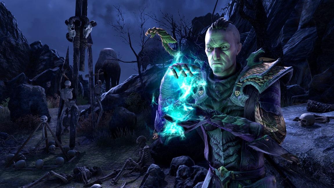 The Elder Scrolls Online: Dragon Bones kommt heute auf PS4, Xbox One