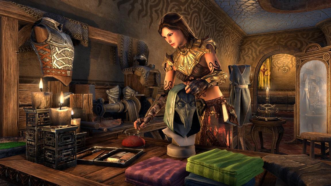 So nutzt Ihr das Montur-System bei The Elder Scrolls Online, werdet schick