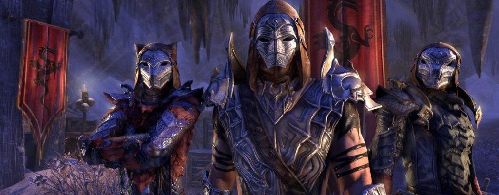 Elder Scrolls Online: DLCs 2018 drehen sich um Werwölfe und Murkmire