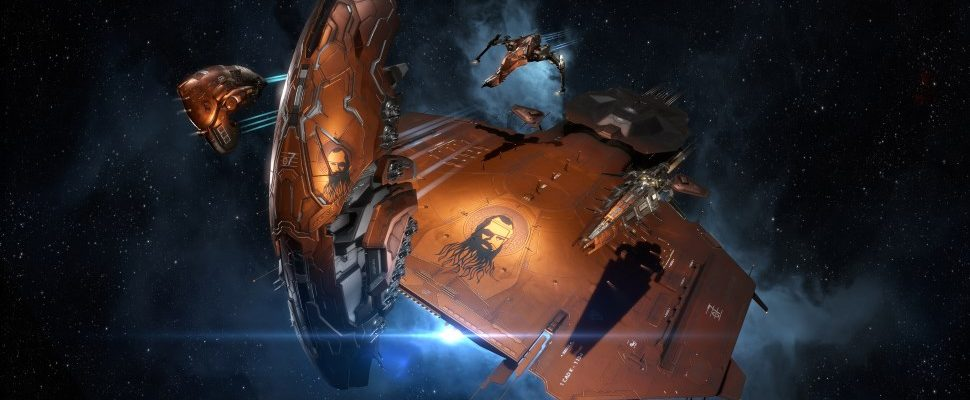 """EVE Online hat endlich seine """"Größte Schlacht der Geschichte"""" – Server halten"""