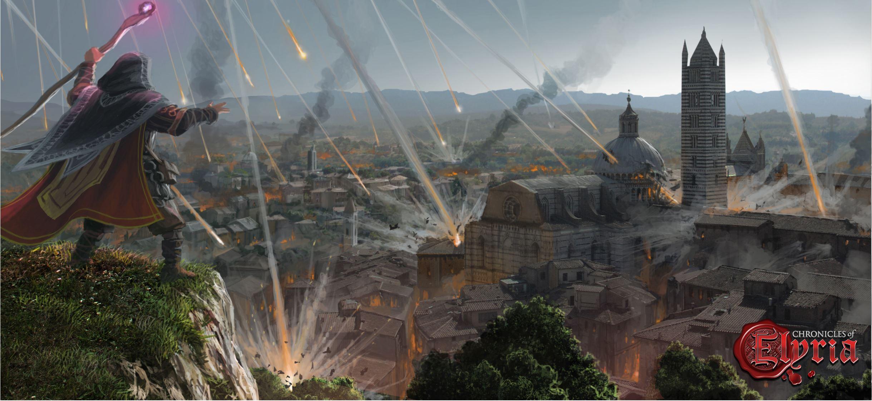 Chronicles of Elyria – das Star Citizen unter den MMORPGs