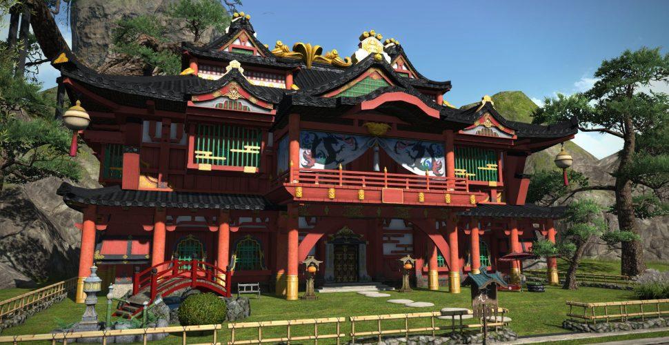 Final Fantasy XIV greift radikal durch, um Housing-Krise zu lösen