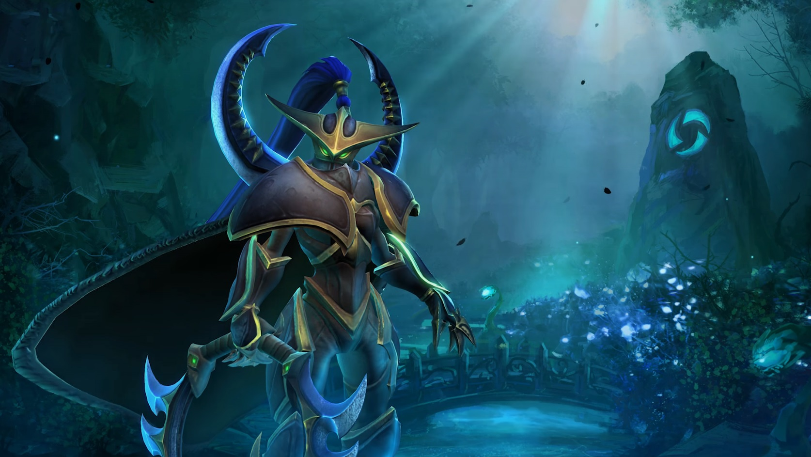 Maiev Shadowsong wird neue Heldin in Heroes of the Storm