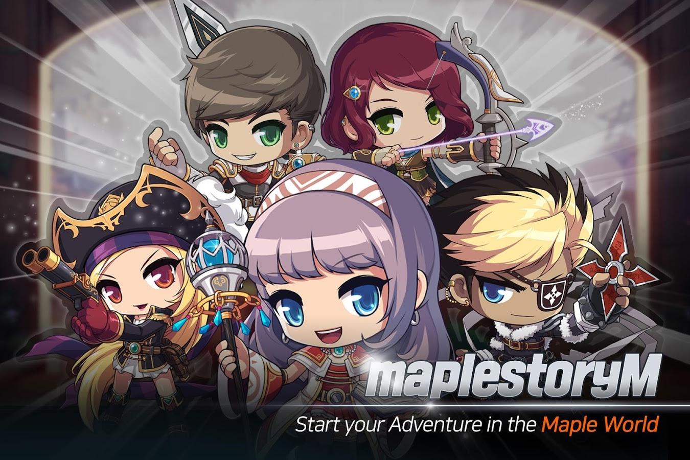 Sidescroller-MMORPG MapleStory gibt's jetzt fürs Android-Handy!