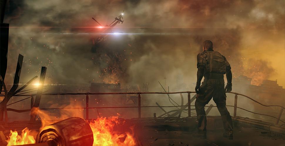 Umstrittener Shooter Metal Gear Survive startet Beta auf PC, PS4, Xbox