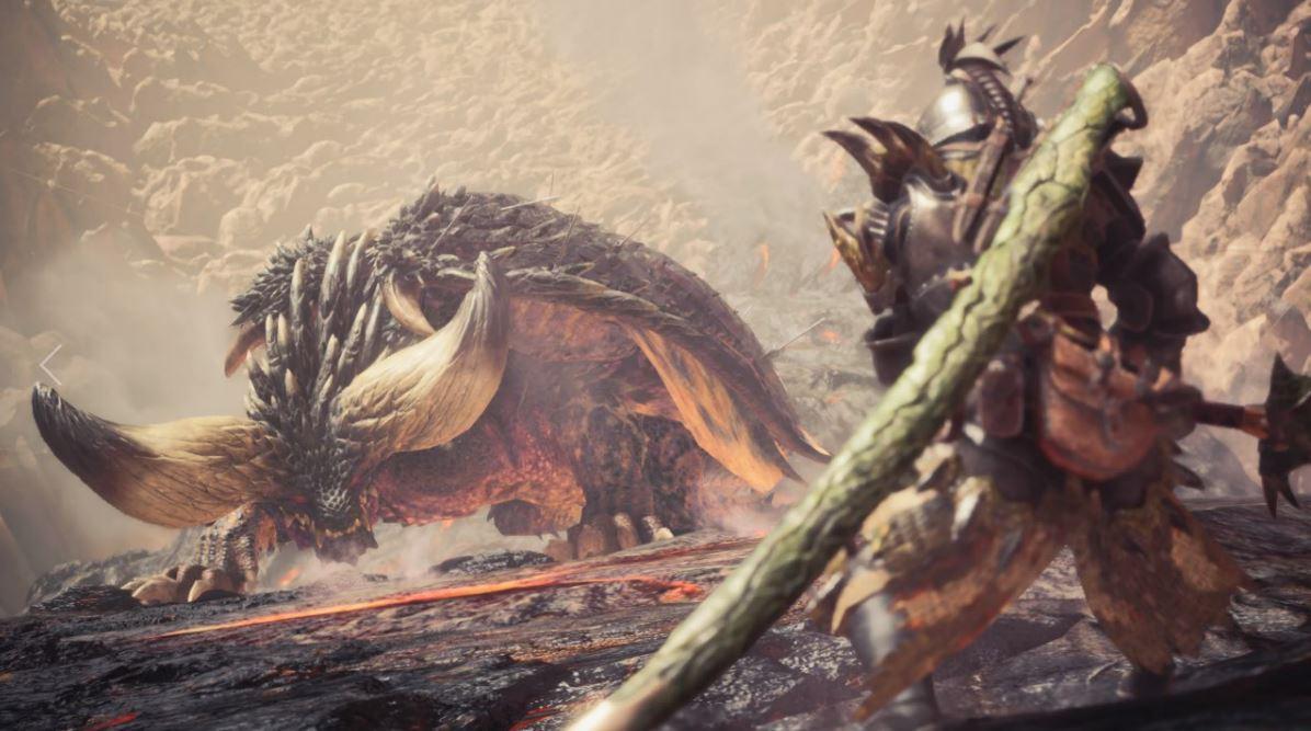Was ist eigentlich das Endgame von Monster Hunter World?