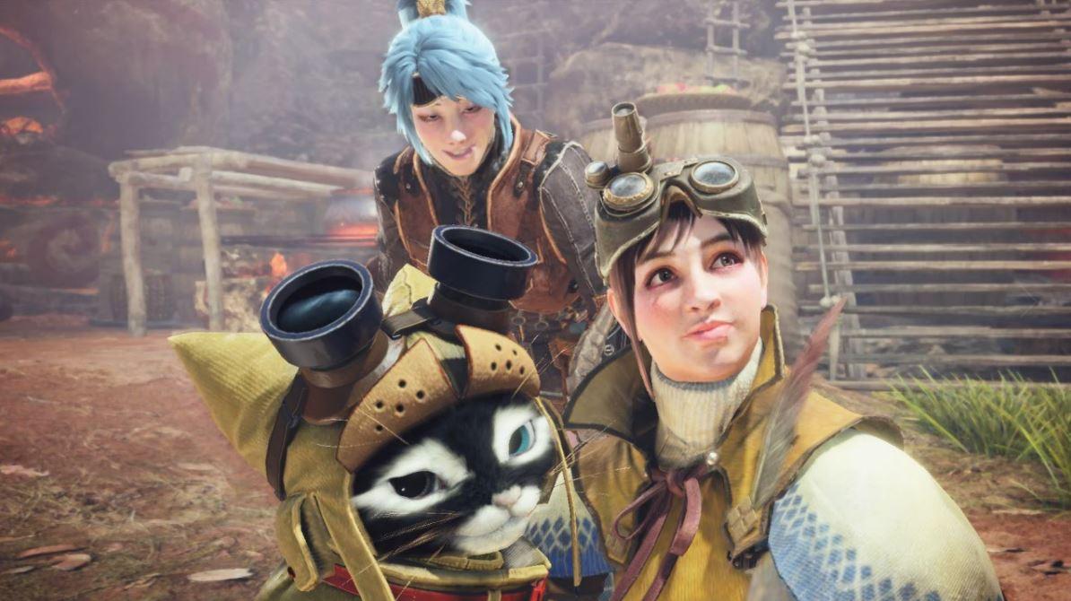 Monster Hunter World Multiplayer-Guide: So spielt Ihr mit anderen im Coop