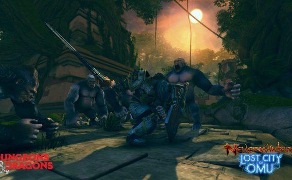 Neverwinter Lost City of Omu Screenshot 2