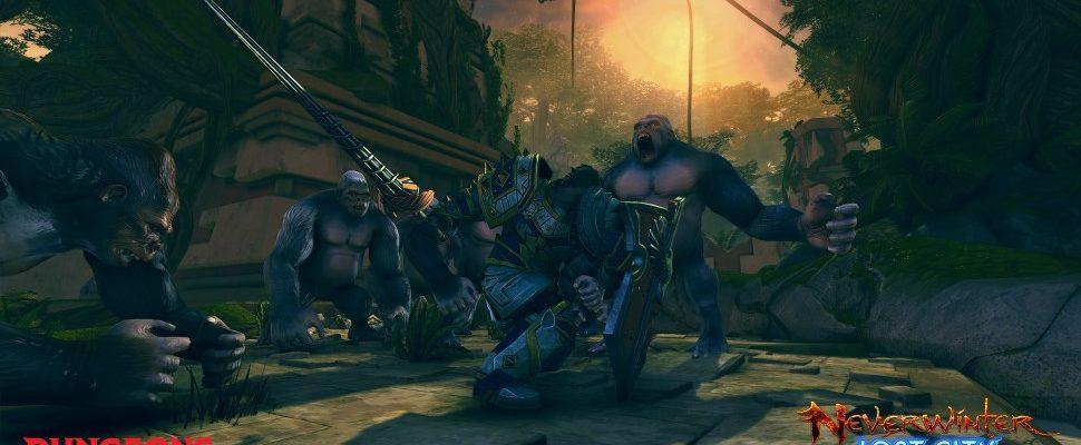 Neverwinter: Freut euch in Lost City of Omu auf mächtige Beute
