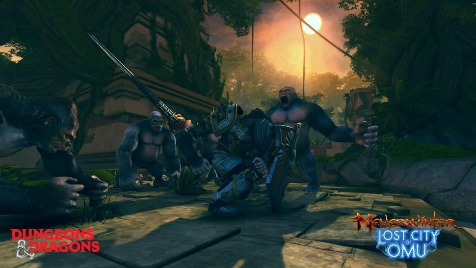 Die Lost City of Omu in Neverwinter öffnet bald auf PS4 und Xbox One
