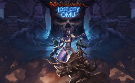 Neverwinter Lost City of Omu_KeyArt