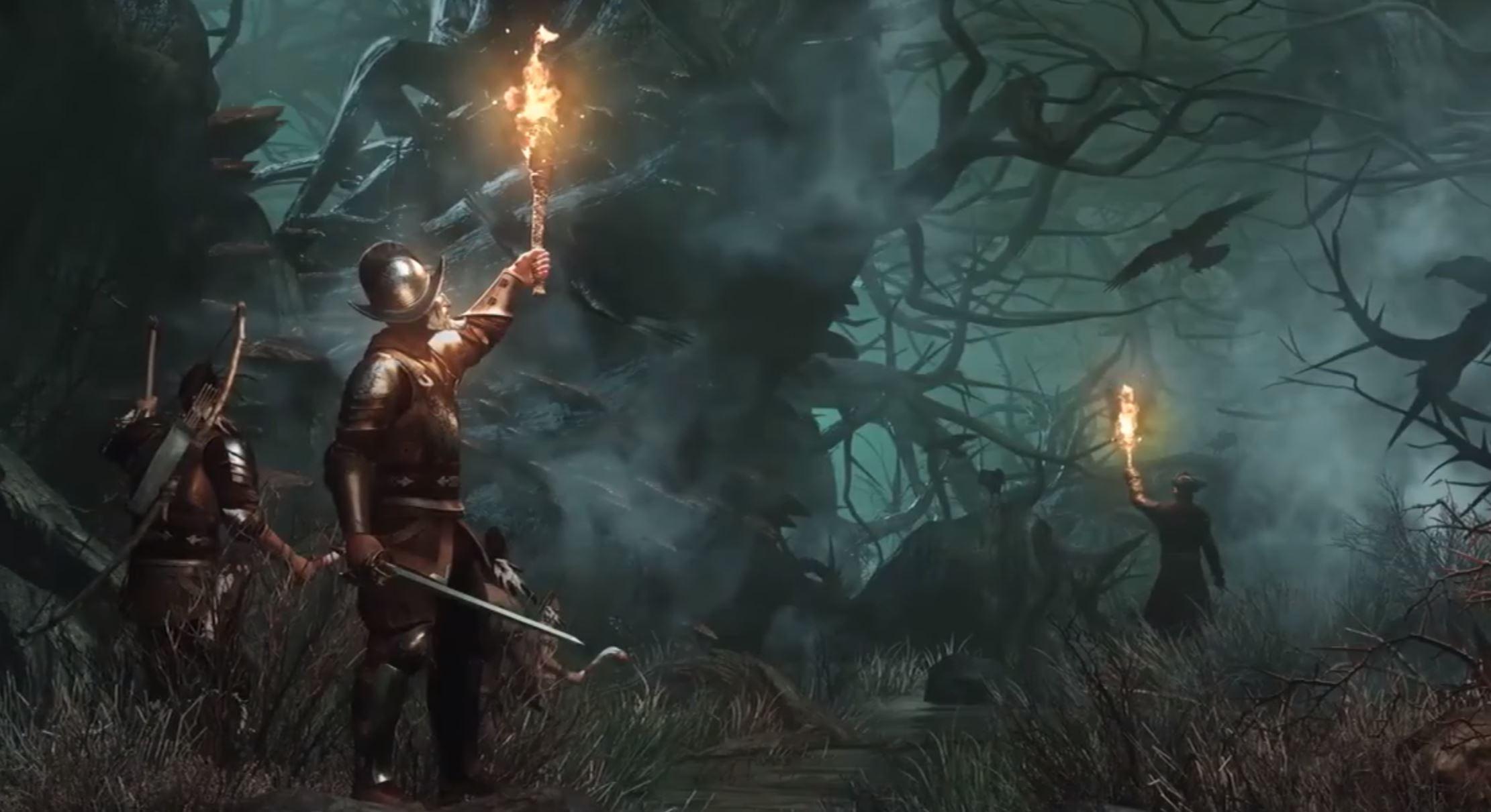 Neues MMORPG New World: Amazon lädt Auserwählte zum Test ein