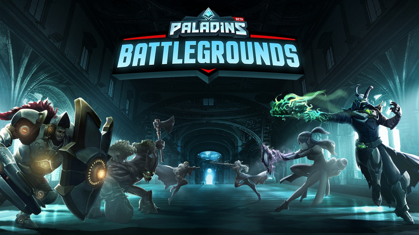 Was ist Paladins: Battlegrounds? – PUBG trifft Overwatch