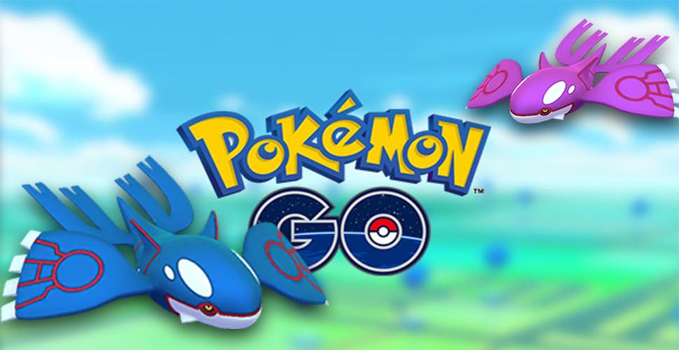 Pokémon GO: Kyogre Konter-Guide – Starke Angreifer gegen den Raid-Boss