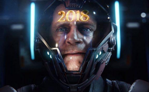 Star Citizen 2018