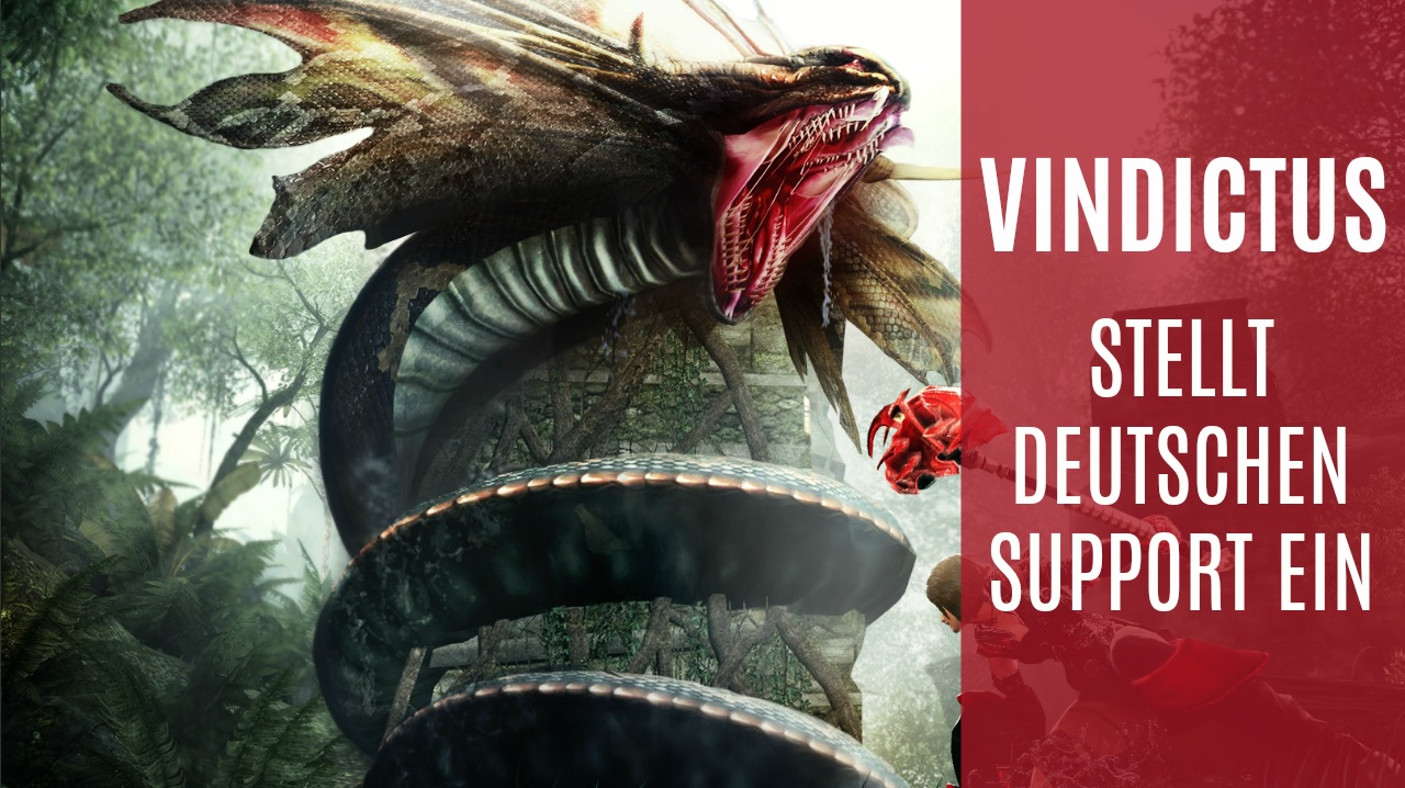 Action-MMORPG Vindictus verlernt Deutsch – Mühe lohnt nicht mehr