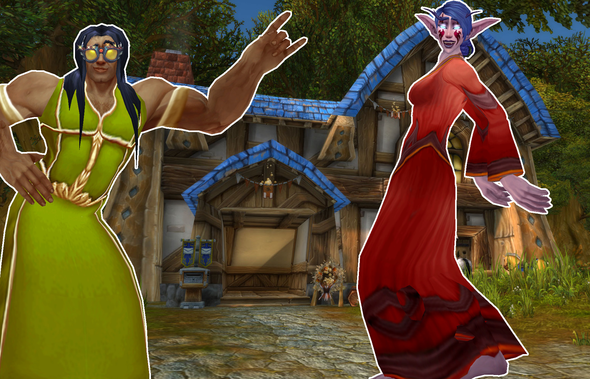 Die zusätzlichen Charakter-Slots für WoW sind da!