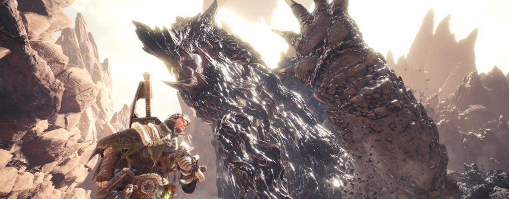 Monster Hunter World erhält 2 neue, harte Herausforderungen