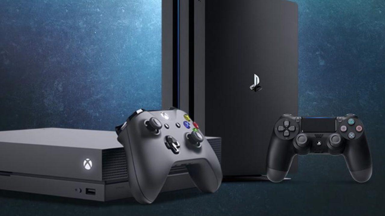 Ps4 Pro Ist Laut Analyst Nur Ein Marketing Gimmick Xbox One X Ist