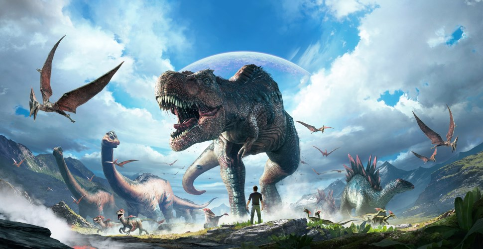 ARK Park Release-Datum: Im März geht es in den VR Jurassic Park