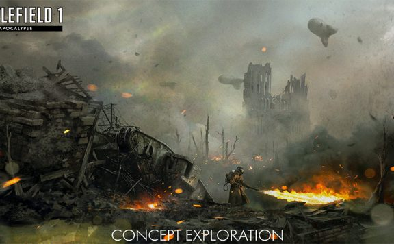 Battlefield 1 Passendale